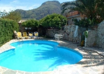 Relax by the pool at your Sicily villa rental