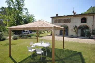 Villa Diletta with private pool and air con