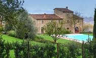 Villa Petrognano, Tuscany