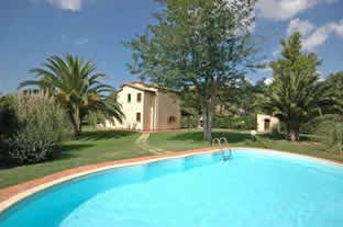 Poderino, 2 bedroom villa with private pool
