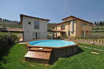 Casa Fabrizio, walking distance from Greve in Chianti