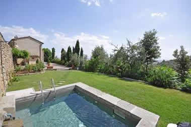 Calcinaio, small villa with private pool and air conditioning