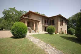 Casale Ambra, walk to village, sleep 8, private pool