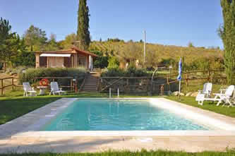 Casa Ovile, 2 bedroom villa near Certaldo, sleep 4 to 6, private pool
