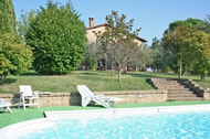 Casale Giulio house and pool