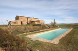 Casale Orcia + pool, Tuscany