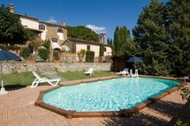 Villa in Umbria called Uccellaia with private pool and table tennis