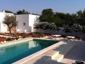 Il Trullo, house with private pool in Puglia