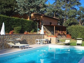 Il Salice, samll villa with private pool