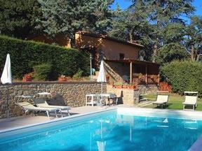 Il Salice, samll villa with private pool