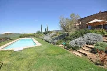 Casale Orcia, villa with private pool to sleep 14