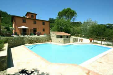 Casa Scopeti. Villa sleep 12, private pool.