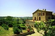 San Piero house near Montespertoli