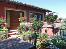 Casa Vania, 3 bedrm villa with private pool and airconditioning. Village setting
