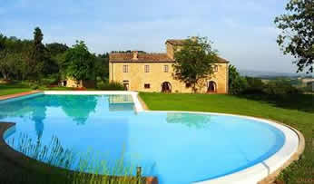 Luxury Villa Petrognano, sleeps 16 with private pool near Florence, Tuscany