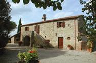 House in Tuscany called La Quiete nel Vigneto