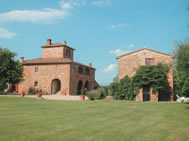 villa in Tuscany called Le Rondini
