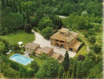 Le Rondini, villa with private pool and billiards table