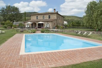 La Quiete, villa with private swimming pool, table-football, table tennis.