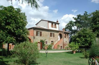Podere Caggiolo, villa with fenced private pool