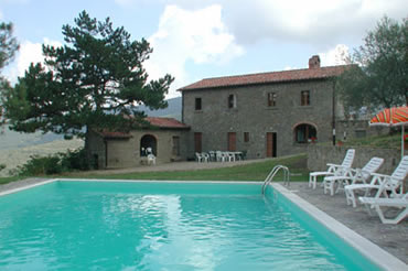 Le Celle, 4 bedroom villa, sleep 10, private pool. Approx 1km walk to Cortona.