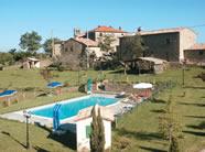 Farm in Tuscany called Agriturismo Sant'Agata
