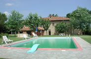 Il Toppo, villa with private pool in Tuscany