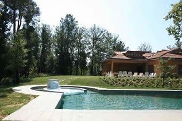 Verde Incanto, villa with private pool and billiards table