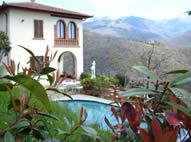 Villa in Tuscany called Villa Fabbriola