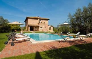 Poggio Golo, villa, sleep 12, private pool