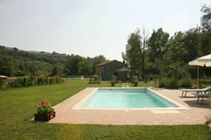 La Casa di Pino - small villa with private pool