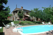 villa in Tuscany called Casabassa