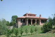 Villa in Tuscany called Villa Verde