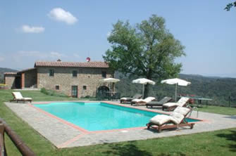 Podere della Crocchia, villa sleeps 8 with private pool and table tennis