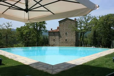 La Torre di Vignale, villa dating back to 1300, private pool, Tuscany