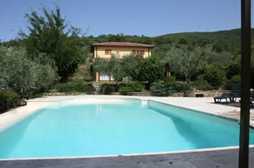 Villa Francesca, sleeps 8. Private pool and air conditioning.