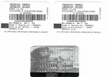 Day Passes for the Colosseum, Palatine Hill and Forum in Rome