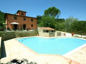 Air-con villas: Casa Scopeti, Tuscany