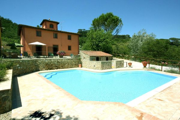 Air-con villas: Casa Scopeti, Tuscany