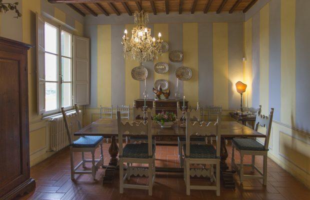 Villa La Cittadella: Formal dining