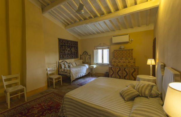Villa La Cittadella: Ensuite bedroom