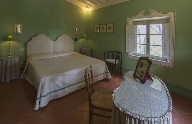 Villa La Cittadella : Double bedroom