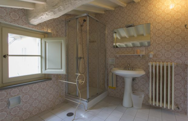 Villa La Cittadella : Private bathroom