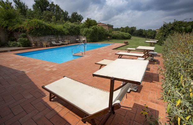 Villa la Cittadella - Poolside