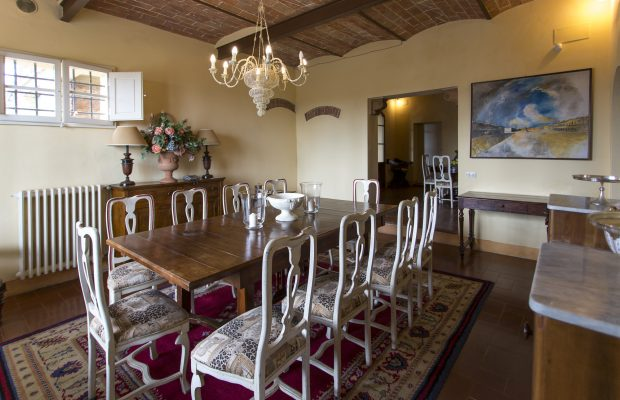Villa La Cittadella : Family Room (Ground Floor)