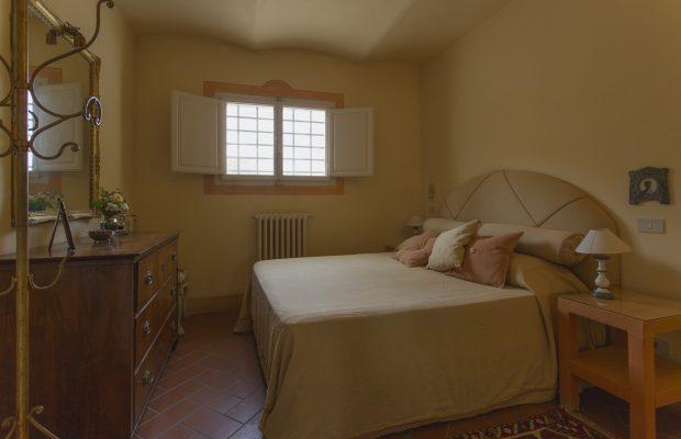 Villa La Cittadella : Ensuite bedroom
