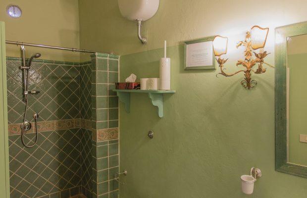 Villa La Cittadella : Ensuite bathroom