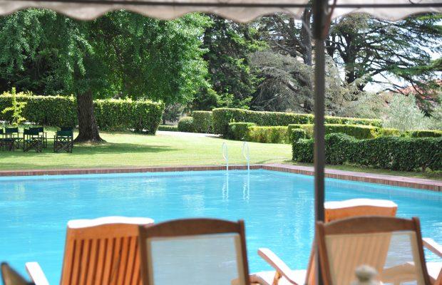 Villa Scerni : Villa Scerni : large swimming pool, 10 x 20 meters / 32 x 64 feet