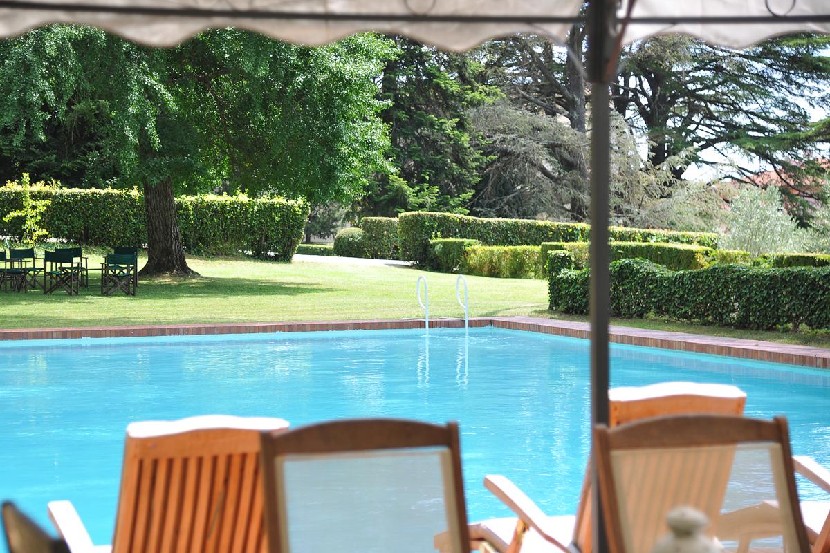 Villa Lungomonte : large swimming pool, 10 x 20 meters / 32 x 64 feet