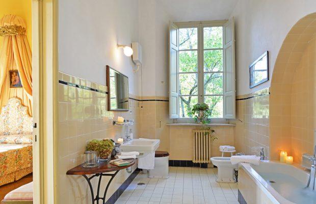 Villa Scerni: lovely bathroom